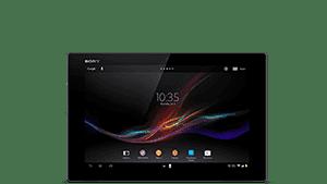 Ремонт Sony Xperia Tablet Z: замена стекла экрана киев украина фото