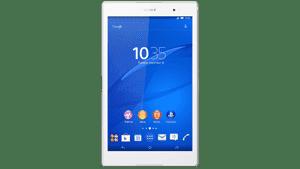 Ремонт Sony Xperia Tablet Z3 Compact: замена стекла экрана киев украина фото