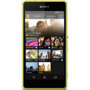 Ремонт Sony Xperia Z1 Compact (D5503): замена стекла экрана киев украина фото