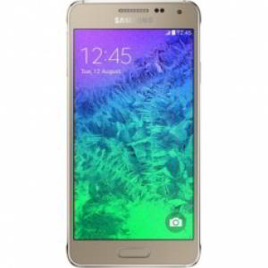 Ремонт Samsung Galaxy Alpha G850F: замена стекла экрана киев украина фото