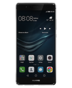 Ремонт Huawei P9 Plus: замена стекла экрана киев украина фото