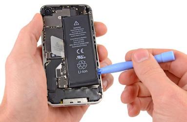 почему батарея айфон стала разряжаться фото