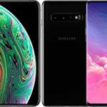 Сравнение Samsung S10 i iPhone XS v Kieve: Киев, Украина