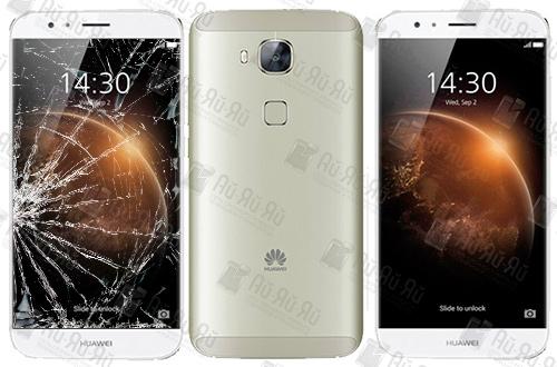 Замена стекла Huawei G7 Plus: Киев, Украина