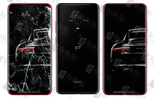 Замена стекла Huawei Mate RS Porsche Design: Киев, Украина