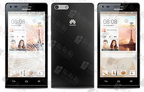 Замена стекла Huawei P7 Mini: Киев, Украина