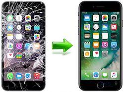 замена стекла iphone в киеве украине