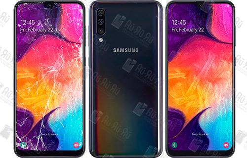 Замена стекла Samsung Galaxy A50: Киев, Украина