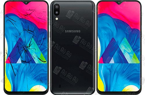 Замена стекла Samsung Galaxy M10: Киев, Украина