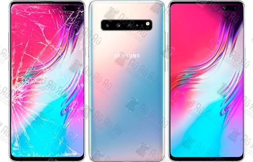 Замена стекла Samsung Galaxy S10 5G: Киев, Украина