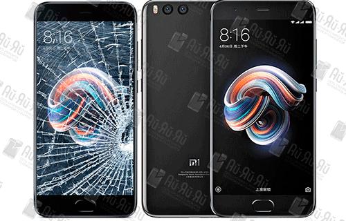 Замена стекла Xiaomi Mi Note 3: Киев, Украина