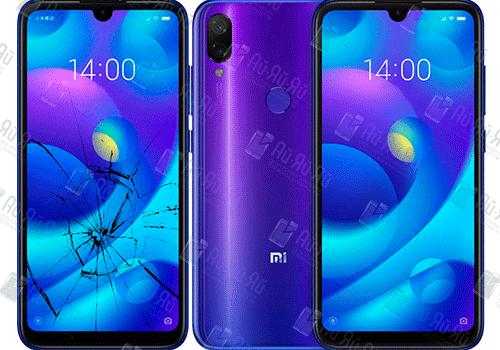 Замена стекла Xiaomi Mi Play: Киев, Украина