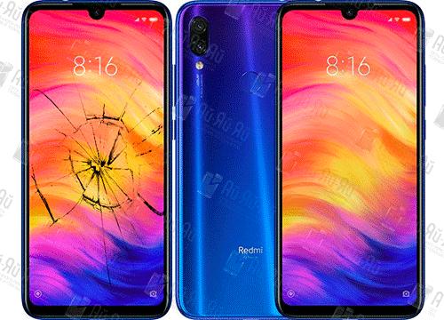 Замена стекла Xiaomi Redmi Note 7: Киев, Украина