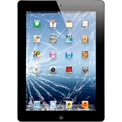 Разбилось стекло iPad 3: Киев, Украина