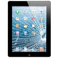 Разбилось стекло iPad 4: Киев, Украина
