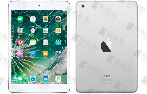 Разбилось стекло iPad Mini 2 Retina: Киев, Украина