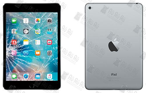 Разбилось стекло iPad Mini 4: Киев, Украина