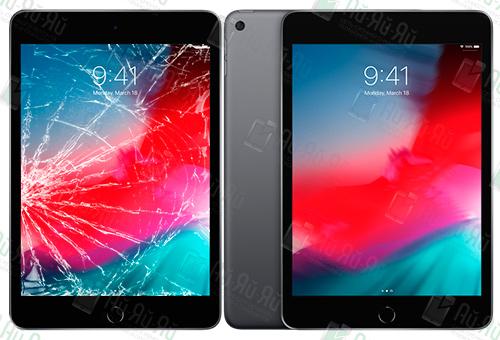 Разбилось стекло iPad Mini: Киев, Украина