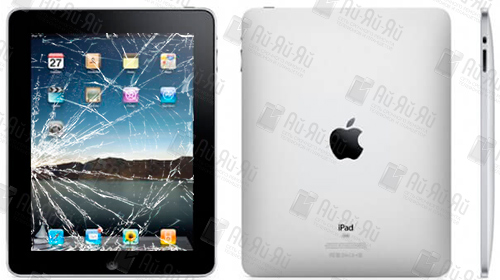 Разбилось стекло iPad 1: Киев, Украина