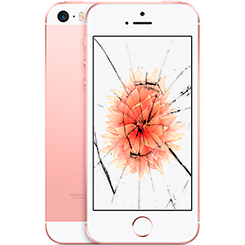 Разбилось стекло на iPhone SE: Киев, Украина
