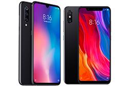 Сравнение смартфонов Xiaomi Mi 9 и Xiaomi Mi 8: Киев, Украина