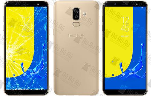 Замена стекла Samsung Galaxy J8: Киев, Украина