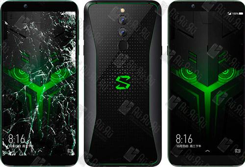 Замена стекла Xiaomi Black Shark Helo: Киев, Украина