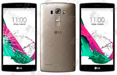 Замена экрана LG G4S: Киев, Украина
