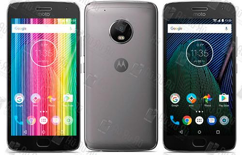 Замена экрана Motorola Moto G5 Plus: Киев, Украина