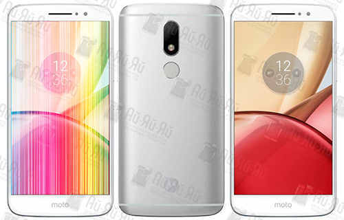 Замена экрана Motorola Moto M: Киев, Украина