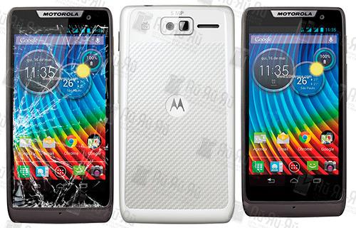 Замена экрана Motorola Razr D3: Киев, Украина