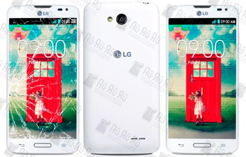 Замена стекла LG D405 L90: Киев, Украина