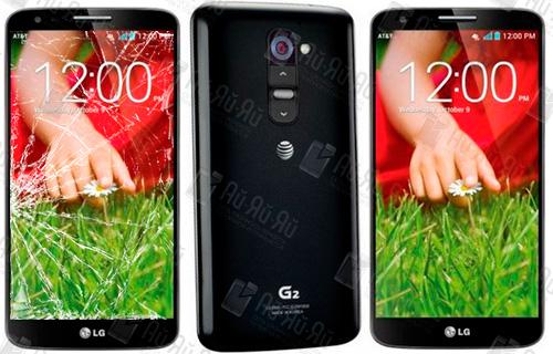 Замена стекла LG D800 G2: Киев, Украина