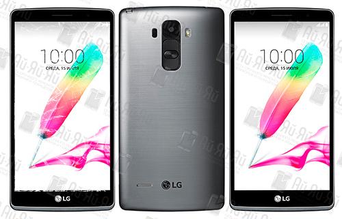 Замена стекла LG G4 Stylus: Киев, Украина
