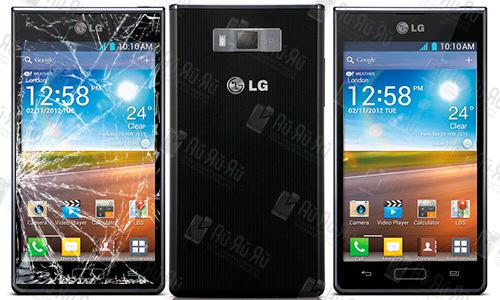 Замена стекла LG Optimus L7 P705: Киев, Украина