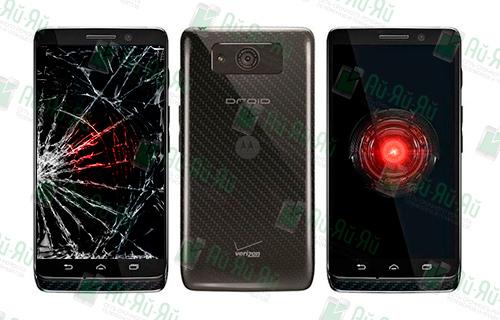 Замена стекла Motorola Droid Mini: Киев, Украина