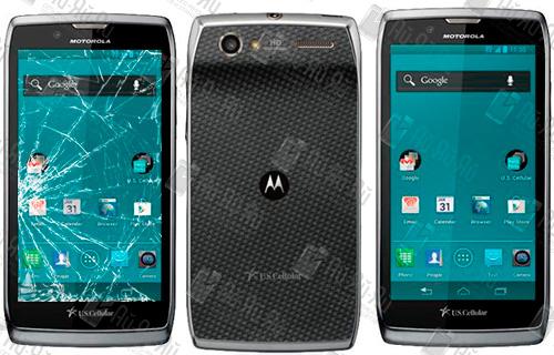 Замена стекла Motorola Electrify 2: Киев, Украина