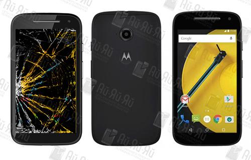 Замена стекла Motorola Moto E (2015): Киев, Украина