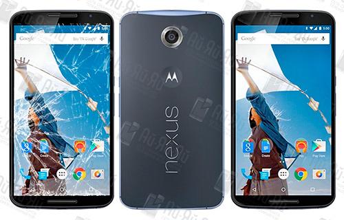 Замена стекла Motorola Nexus 6: Киев, Украина