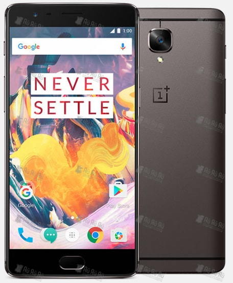 Замена стекла OnePlus 3 (3T): Киев, Украина