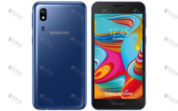 Замена стекла Samsung Galaxy A2 Core: Киев, Украина
