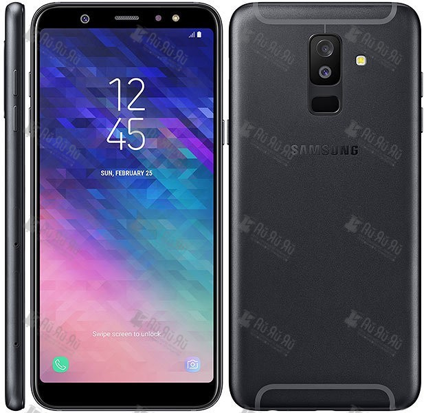 Замена стекла Samsung Galaxy A6 Plus: Киев, Украина