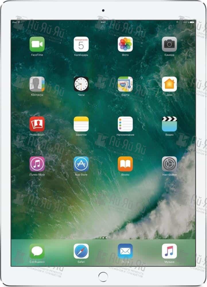 iPad Pro 12.9 не работает микрофон: Киев, Украина