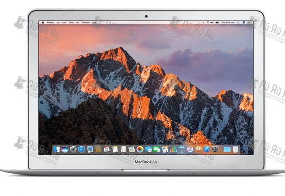 Замена стекла Apple Macbook Air: Киев, Украина