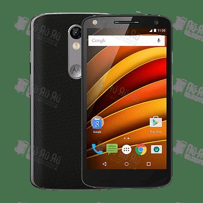Замена стекла Motorola Moto X Force: Киев, Украина