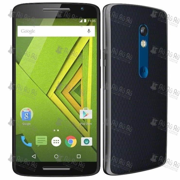 Замена стекла Motorola Moto X Play: Киев, Украина