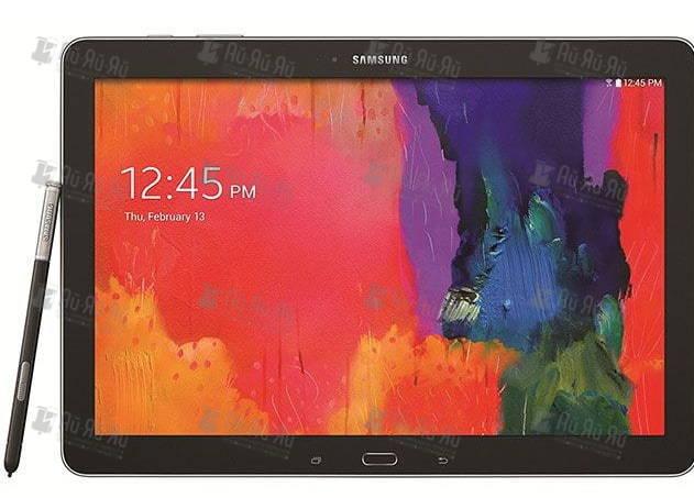 Замена стекла Samsung Galaxy Note Pro: Киев, Украина