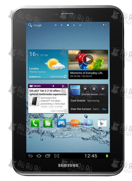 Замена стекла Samsung Galaxy Tab 2: Киев, Украина