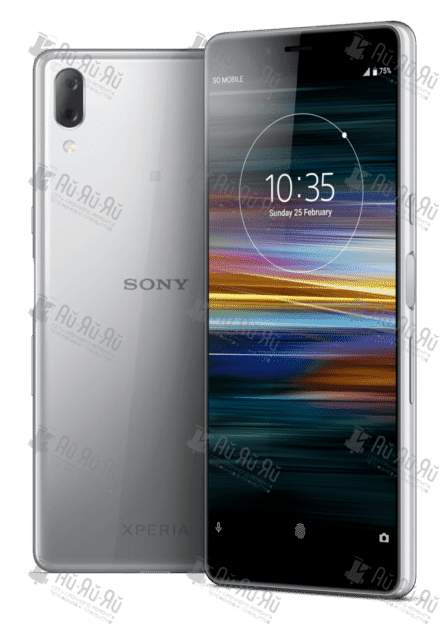 Замена стекла Sony Xperia L3: Киев, Украина
