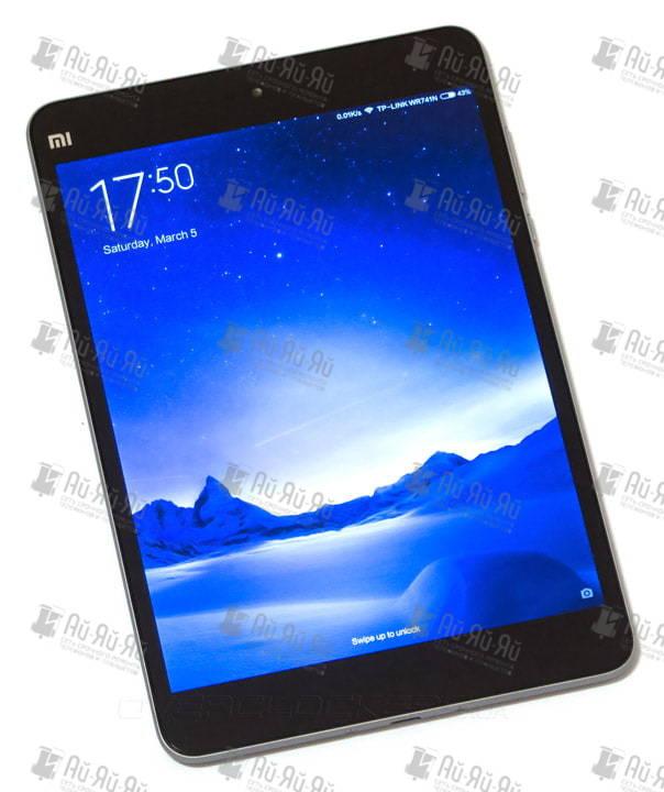 Замена стекла Xiaomi Mi Pad 2: Киев, Украина